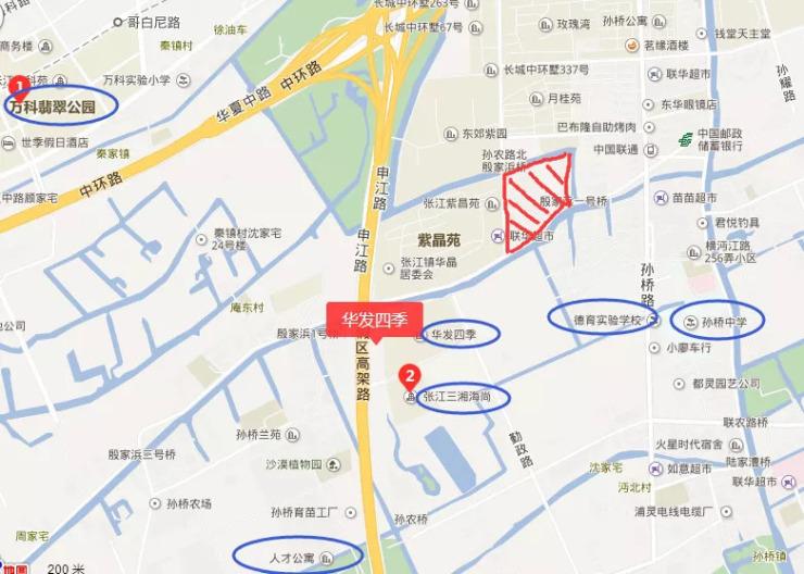 楼板价3.75万/㎡!张江科学城规划出台以来,首幅住宅用地正式挂牌出让!