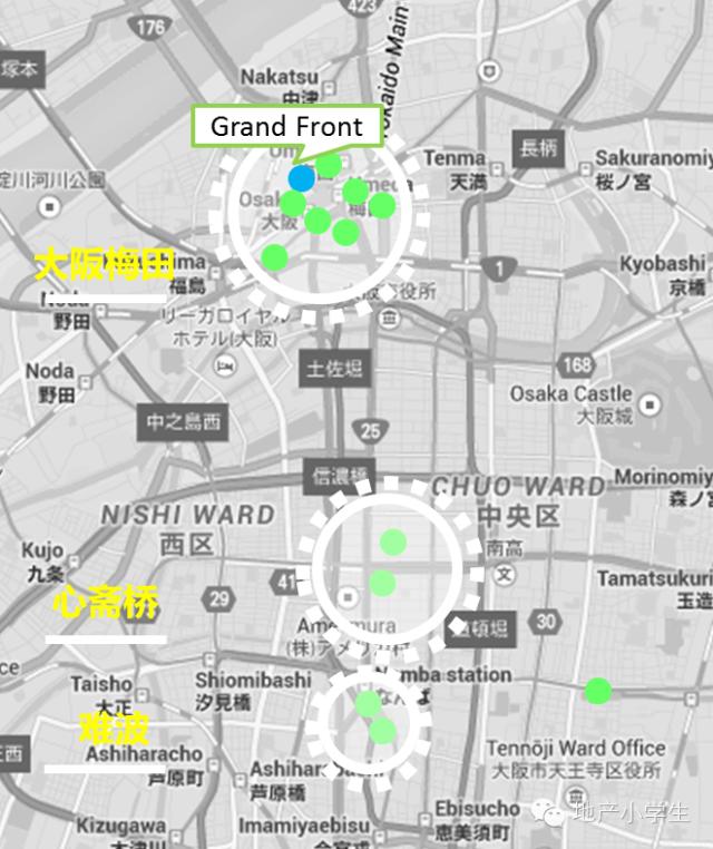下一代综合体已来临——日本大阪Grand Front全方位解读