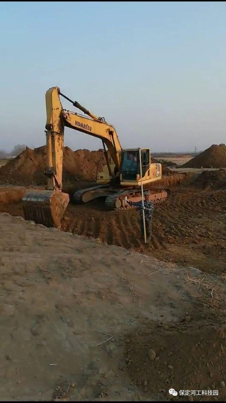 河工科技园保定园区在定兴开工啦!