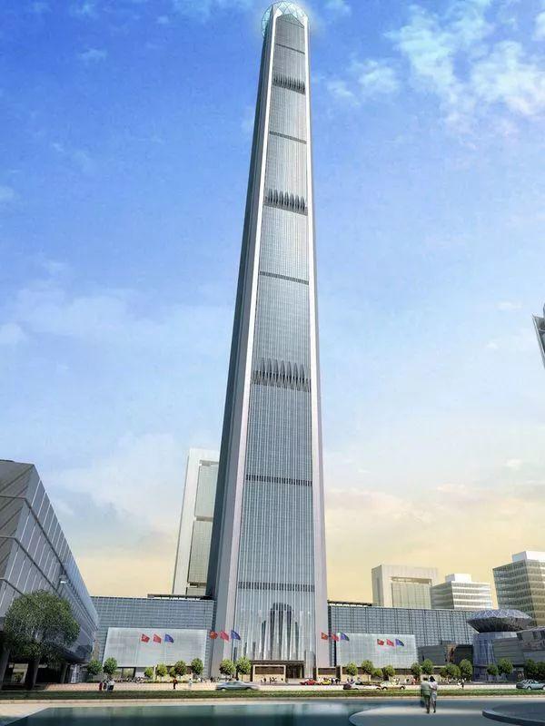 正在施工 | 2018年十座最高的建筑,七座在中国