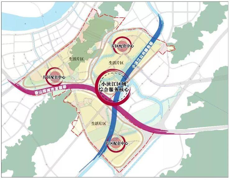 北仑这两个片区新规划批前公示