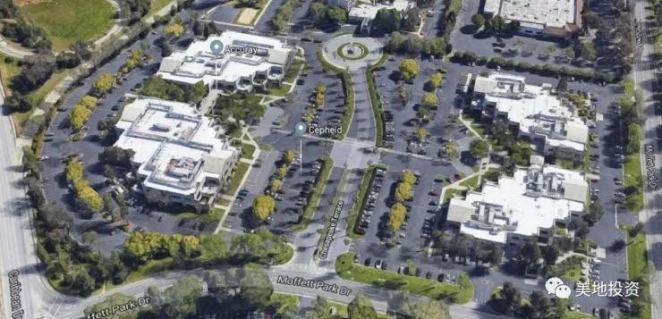 谷歌真是大手筆!Sunnyvale(桑尼維爾)市再購辦公園區!