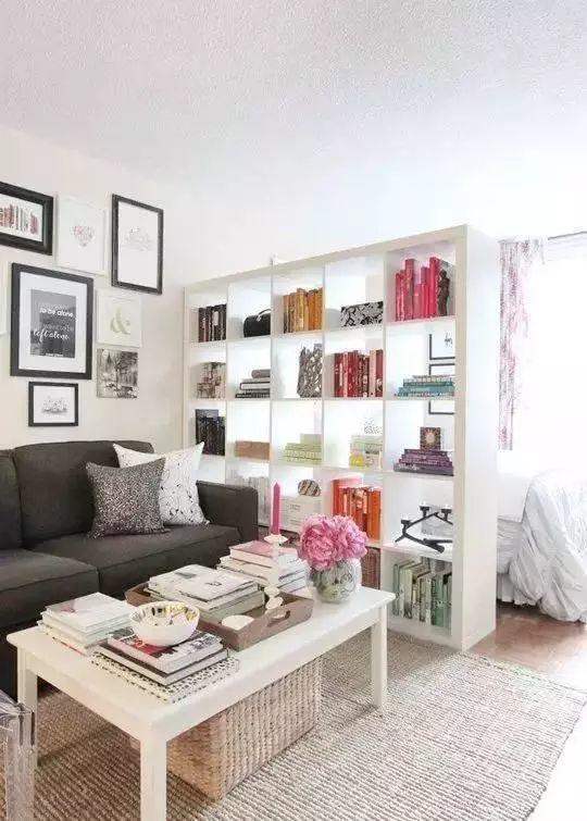 这些巧妙分区,让你的空间轻松多出一间房!