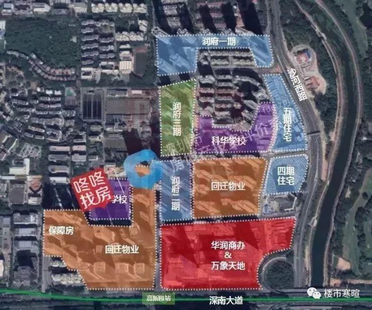 华润城三期555套住房一售而空,结果最大新闻没有人留意到!