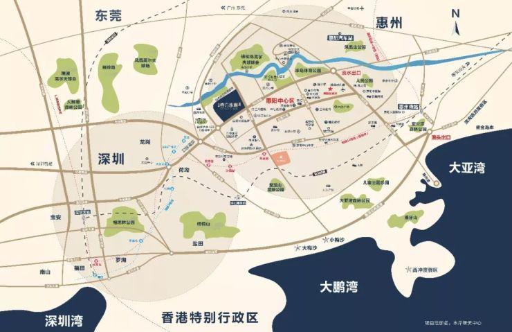 惠州一方水榭