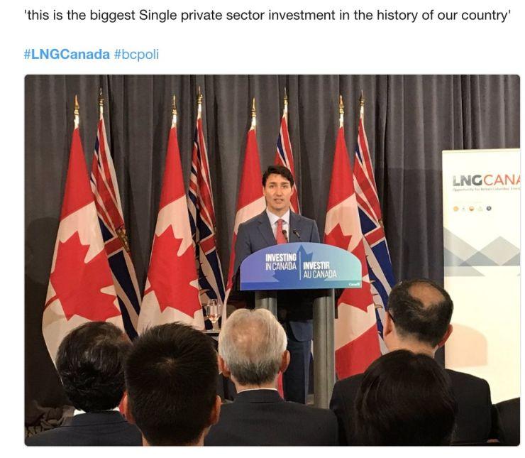 【超级重磅!】超400亿投资!加拿大有史以来最大私营投资项目来了!油气行业重大利好!
