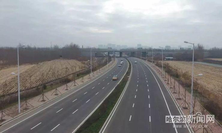 大道如虹連南北 新區發展添坦途|國道綏滿公路利民開發區昆明大街連接線工程通車