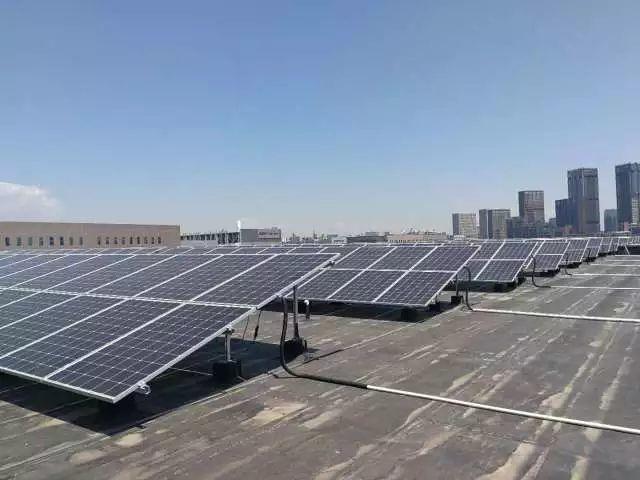 沾太阳的光,这家企业自发电200万度