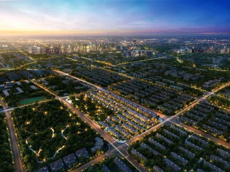 北京禁限目录重构城市发展格局,谁能比肩中央别墅区?还看京西!